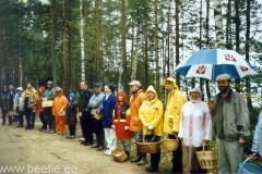 2001. aata hooaja lõpetamine